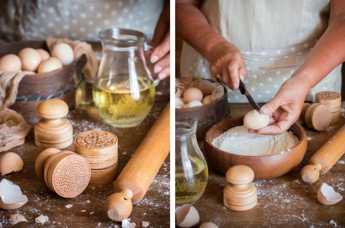 the best corzetti recipe