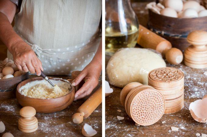 fresh corzetti recipe
